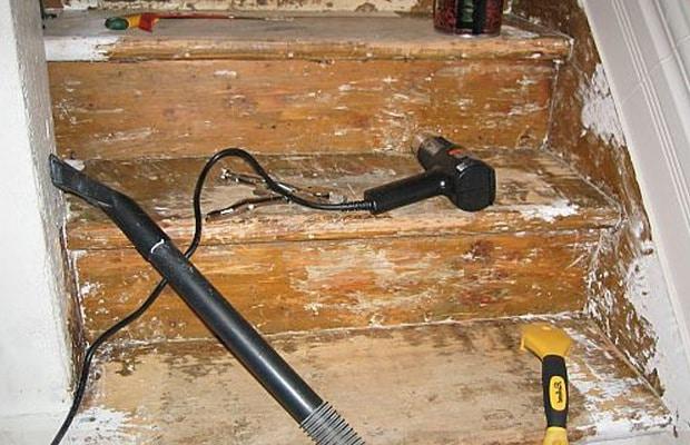 Traprenovatie alle mogelijkheden op een rijtje - Renovatie van een houten trap ...