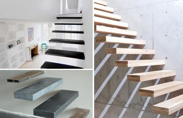 Zwevende trap voorbeelden prijs advies - Huis met trap ...