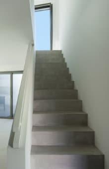 betonnen trap op maat