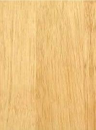 voorbeeld van rubberwood